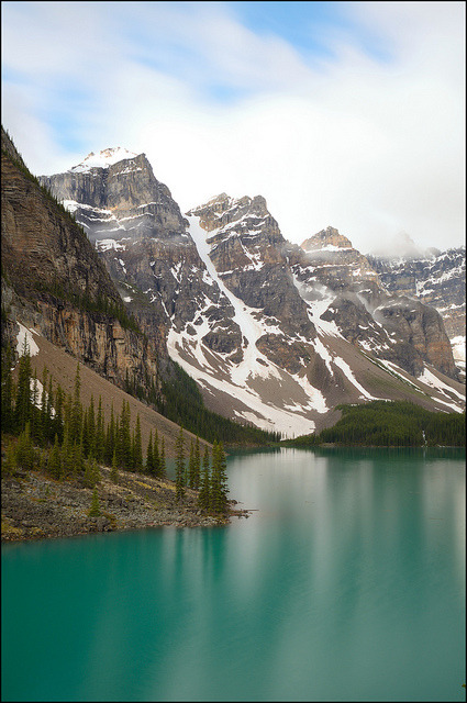 The jewels of Banff, Moraine Lake / Canada