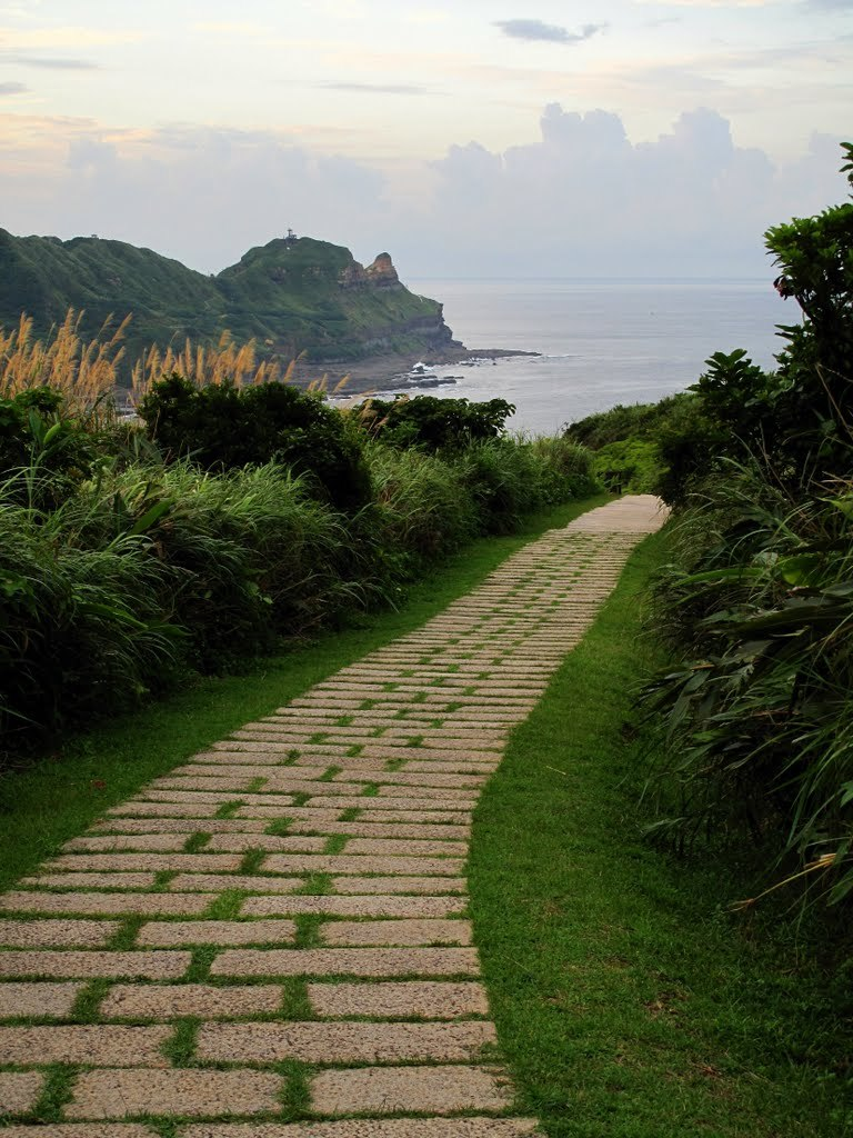 Trail to Cape Bito, Gongliao District / Taiwan