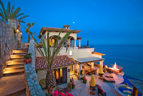 Seaside Home, Cabo San Lucas, Mexico