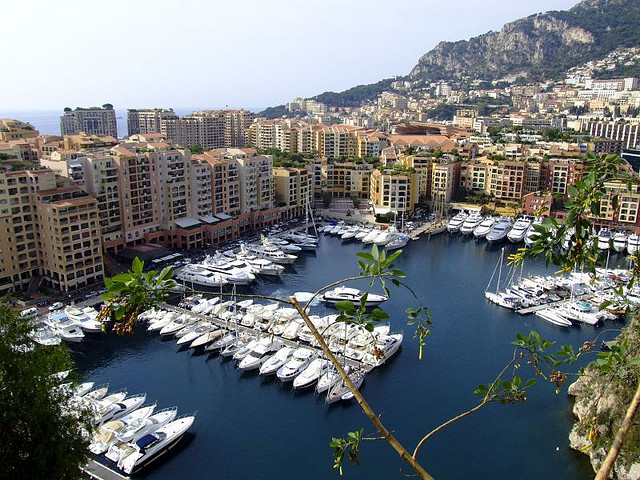 by Thinking Nomads on Flickr.The Principality of Monaco - Harbour View.