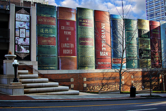 The Kansas City Public Library, Missouri, USA