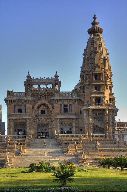 Baron Empain Palace in Cairo, Egypt. Tourists have reportedly heard voices throughout the palace during late at night. Guards and police have reportedly seen ghostly apparitions of who were once...