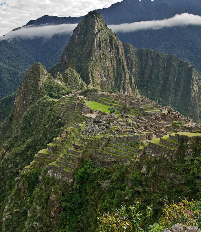 The Lost City of the Incas, Machu Picchu, Peru