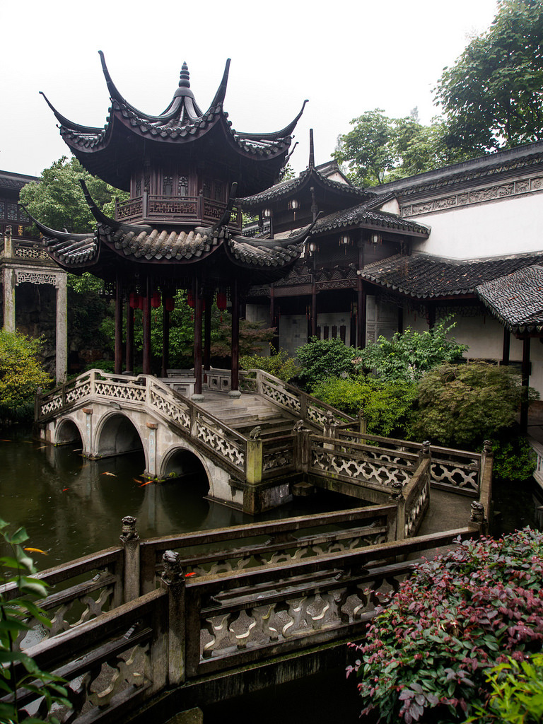 Hu Family Mansion, Hangzhou / China